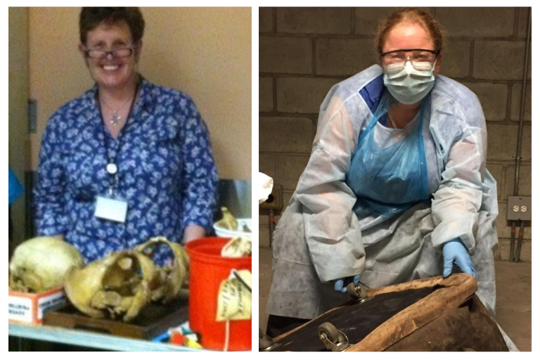 CSI Training and Events - Non Executive Director Angela Whitworth and Director Angela Davies