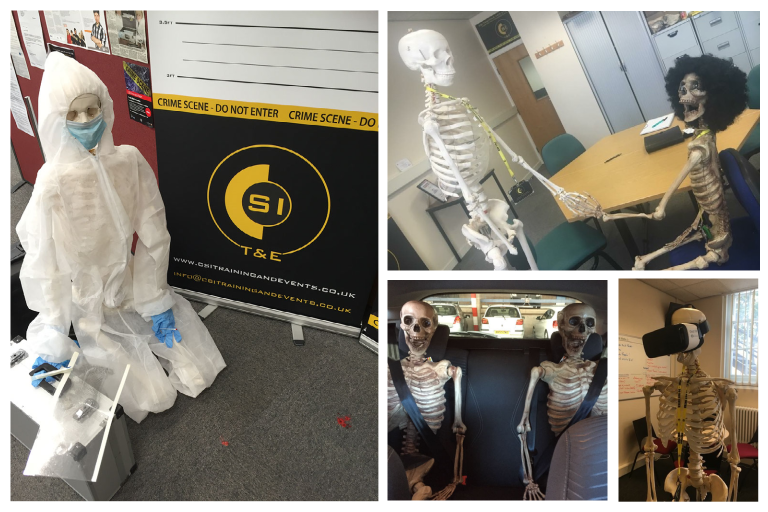 CSI Training and Events - Skeletons